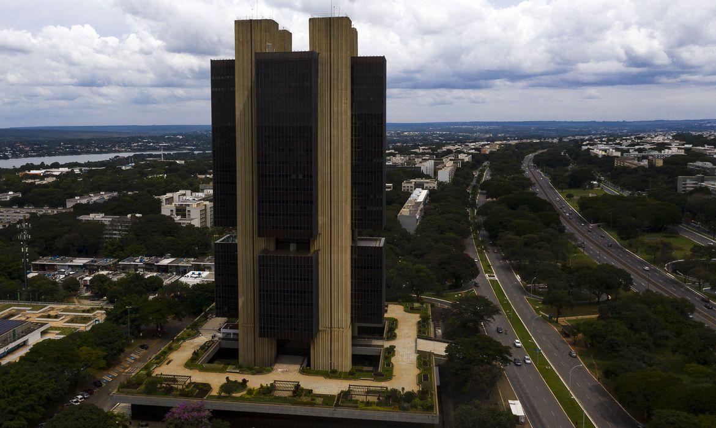 Edifício-Sede do Banco Central em Brasília